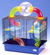Hamster- og musebure