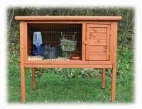 Kaninbure udendørs