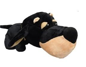 HundStorHovedSortMPiv26cm-31