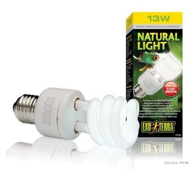 EXOTERRA NATURAL LIGHT, 13W-31
