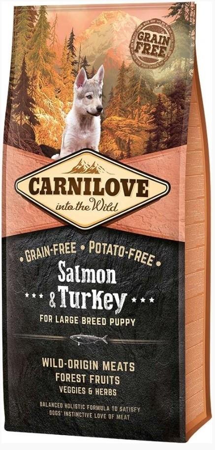 CarniloveSalmonTurkeyLargeBreedPuppy-32