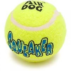 AirKONG Squeaker Tennisbold medium 3 stk-20