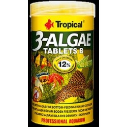 TROPICAL 3-Algae Tablets B (F-021)-20