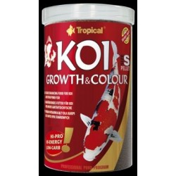 TROPICAL Koi Growth and Colour pellets S 5000ml (K-027)-20