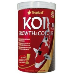 TROPICAL Koi Growth and Colour pellets M 1000ml (K-029)-20