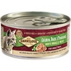 Carnilove Adult Chicken, Duck and Pheasant 100 gr.-20