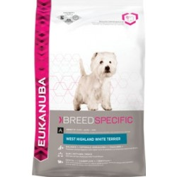 EUKANUBA Breed West Highland White Terrier Adult 2,5 kg.-20