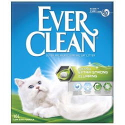 EVER CLEAN Extra Strong Scented kattegrus 10 liter-20