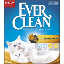 EVER CLEAN Litterfree Paws kattegrus-20