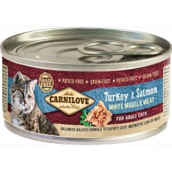 Carnilove Adult Turkey and Salmon 100 gr.-20