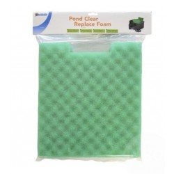 SUPERFISH Replace Foam 24000 Pond Clear (06020221) P.T.UDSOLGT-20
