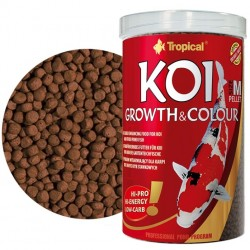 TROPICAL Koi Growth and Colour S -20