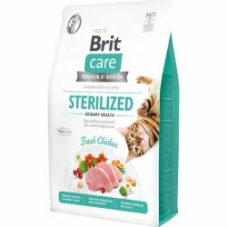 Brit Care Cat GF Sterilized Urinary Health