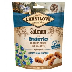 Carnilove Crunchy Salmon w/ Blueberries 200 g