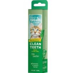 Clean Teeth Oral Care, Gel 59 ml til katte