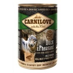 Carnilove Duck & Pheasant 400 g Dåse