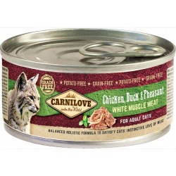 Carnilove Adult Chicken, Duck & Pheasant 100 gr.