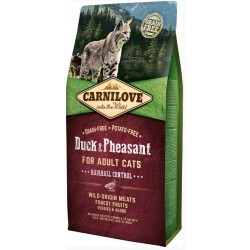 Carnilove Adult Cat Hairball Control