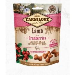 Carnilove Crunchy Lamb w/ Cranberries 200g
