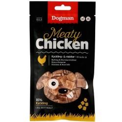 Kylling og Risstykke 80g