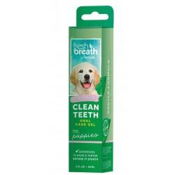 Clean Teeth Oral Care til hvalpe, 59 ml