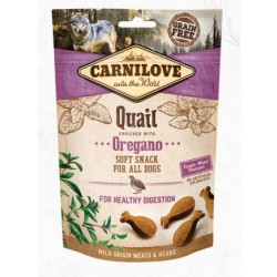 Carnilove Soft Quail w/oregano 200 gram