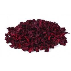 Avifauna´s tørrede rødbedestykker 600 g i spand