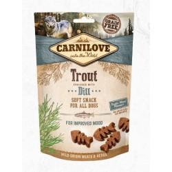 Carnilove Soft Trout w/dill 200 g