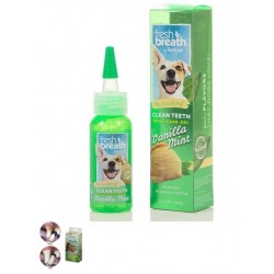 Clean Teeth Oral Care Gel, Vanilla Mint