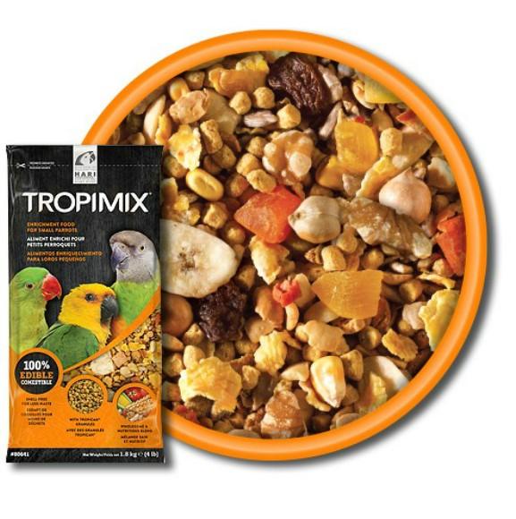 tropimix small parrot foder